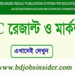 JSC Result 2019 – www.educationboardresults.gov.bd