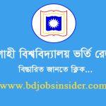 Rajshahi University Admission Result 2020-21 – ru.ac.bd